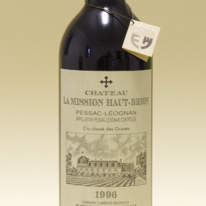 CHATEAU LA MISSION HAUT-BRION